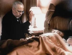 Rev. Wright as The Exorcist