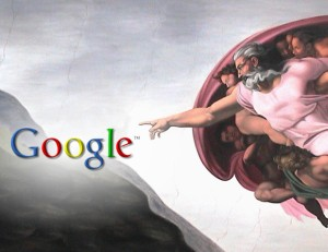Google purchases God