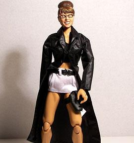 Sarah Palin action figure